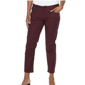 Any 2 for  $25 Apt. 9 Ankle Jeans
